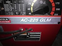 AC-225 GLM Lincoln Electric stick welder