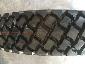 11R24.5 Commercail truck tires