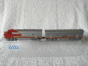 Kato N Scale Santa Fe Super Chief set
