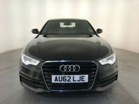 2012 62 AUDI A6 S LINE TDI DIESEL 4 DOOR SALOON FINANCE PX WELCOME