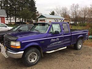 1995 Ford F-150 Camionnette vente ou échange