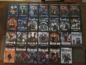 Doctor Who DVD Sets
