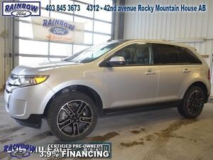 2014 Ford Edge SEL - Htd Seats  - Certified - Low Mileage