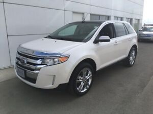 2013 Ford Edge Limited 4D Utility AWD  - Leather Seats