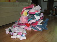 HUGE LOT Baby Girl Clothes 6-9 month