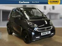2014 smart fortwo coupe Grandstyle mhd 2dr Softouch Auto Hatchback Petrol Automa
