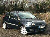 2006 Ford Fiesta 1.25 Style 3dr [Climate] FULL SERVICE HISTORY - NEW MOT HATCHBA