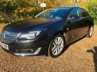 2014 (64) Vauxhall Insignia 1.8i VVT (140ps) SRi 5 Door Black 45300 Miles