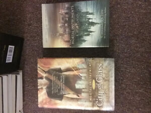 Cassandra Clare The Mortal Instruments books