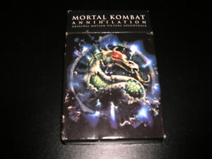 Mortal Kombat - Annihilation (various artists) 1997 Heavy Metal