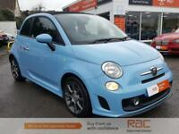 ABARTH 500 C ABARTH Blue Manual Petrol, 2012