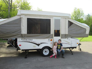 2009 Viking trailer with toilet