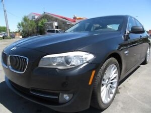 2011 BMW 535i xDrive AWD **FINANCEMENT 100% APPROUVE**