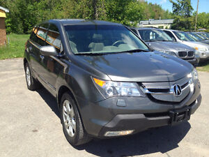 2007 Acura MDX!! CERTIFIED!! FINANCING!!LEather Heated Camera