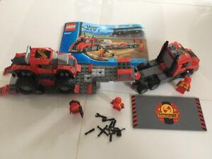 Lego City - Monster truck transporter