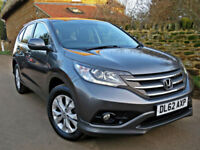 2013 HONDA CR-V 2.2i-DTEC SE ( 150ps ) 4X4.