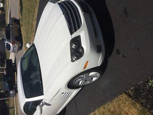 2004 Chrysler Crossfire Coupe (2 door)