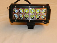 """CREE 7"""" 36W LED LIGHT BAR EXCELLENT FOR LOW POWER AVAILABILITY"""