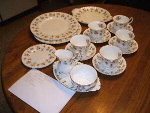 Royal albert china  Pattern Winsome