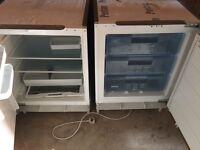 Bosch integrated fridge & freezer