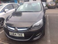 2014 VAUXHALL ASTRA ESTATE DIESEL 2.0 PCO READY *** ONLY £6850 **