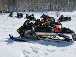 2011 skidoo summit 800 163 800 ptek