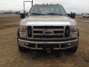 Wrecker Tow Truck