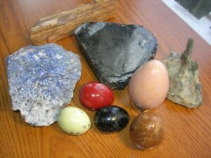 Gorgeous Rock Collection