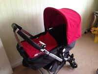 Bugaboo Cameleon with extras
