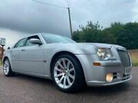 2008 Chrysler Srt 6.1 Hemi 300c 55k rare beast fsh ULEZ may Px fast amazing car