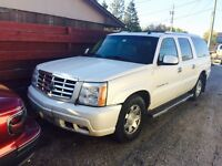 2006 Cadillac Escalade ESV Platinum Top of the Line