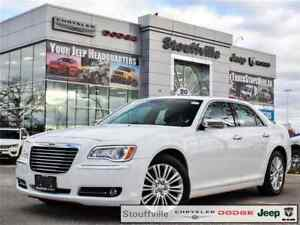 2014 Chrysler 300C AWD, Only 55,600 KMS, Pano Roof, Navi