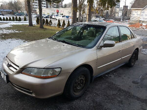 2001 Honda Accord  fully loaded EMISSION&starter