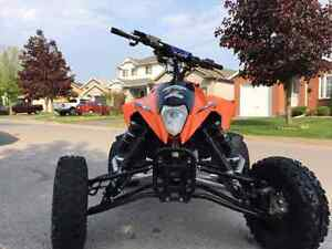 2009 ktm 450sx atv FOR SALE