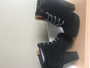 Great condition boots and heels sizes 7.5 and 8