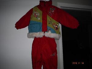 habit hiver fille 2 ans Saguenay Saguenay-Lac-Saint-Jean image 1