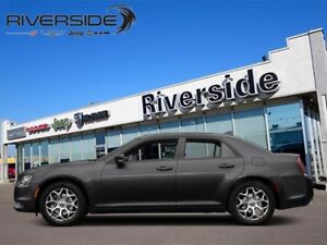 2018 Chrysler 300 300S  - Leather Seats - Sunroof - $306.37 B/W