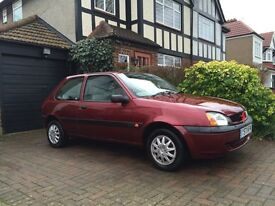 Ford Fiesta. Excellent Condition. Low millage. MOT