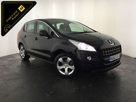 2013 63 PEUGEOT 3008 ACTIVE HDI DIESEL SERVICE HISTORY FINANCE PX WELCOME