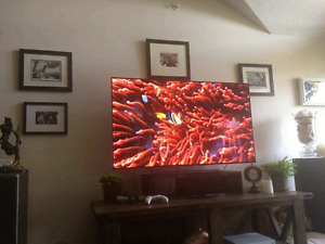 LG55B6 OLED TV- MOVING SALE!!!4MONTHS OLD