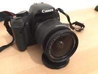 Canon EOS 450d DSLR camera