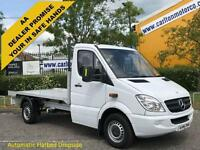 2008 58 Mercedes Sprinter 311Cdi 11.5ft Flatbed / Pickup Low mileage *Automatic