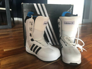 BRAND NEW, NEVER USED - Adidas Snowboard Boots