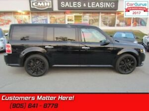 2016 Ford Flex Limited  - Navigation -  Sunroof
