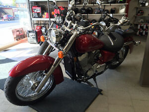 2015 Honda Shadow Aero 750 / Brand New 3 in Stock