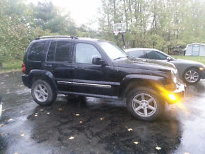*** 2006 JEEP LIBERTY LIMITED EDITION 3.7 4X4 ***