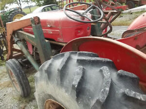 Massey Feruson 50 Gas with P.Steering Sarnia Sarnia Area image 7
