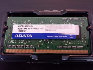 Laptop ram 1gb pc3-10600S