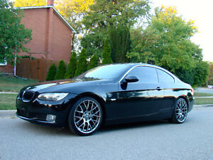 2008 BMW 3-Series 335I Coupe, Leather/sunroof, Low Km!!!