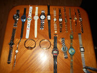 old,nice,quality, clean used watches for sale